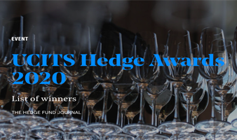 2020 UCITS Hedge Award